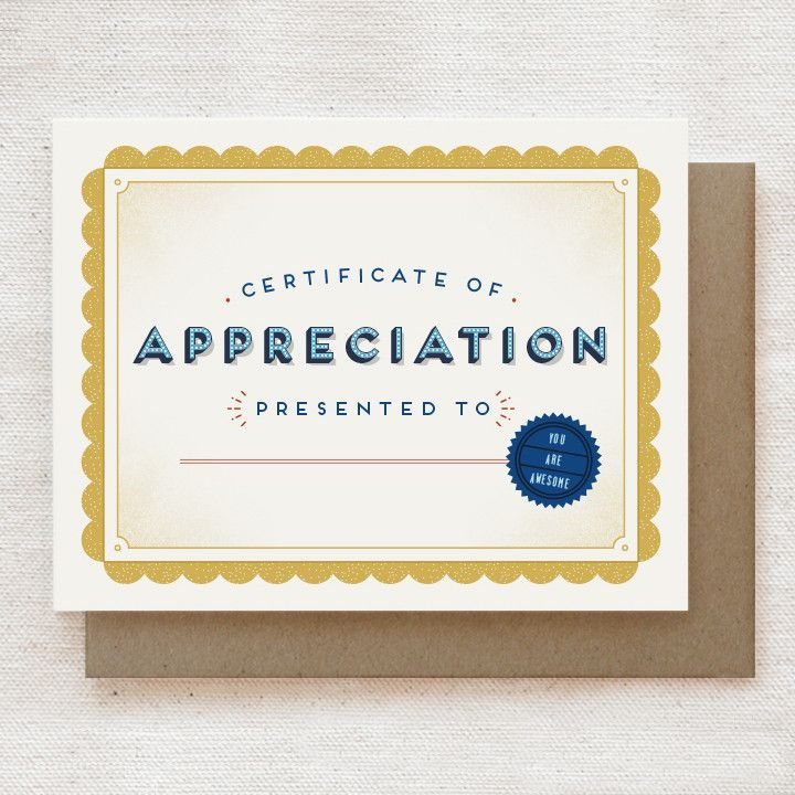 Fill In The Blank And Send A Unique Thank You Card To Your Friends