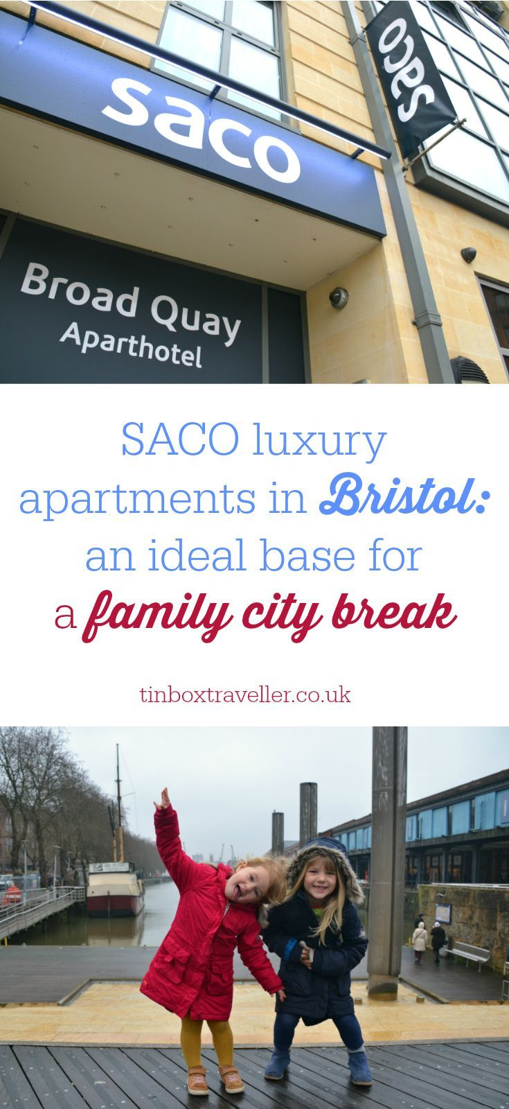 Reviewed: SACO Broad Quay luxury apartments in Bristol ...