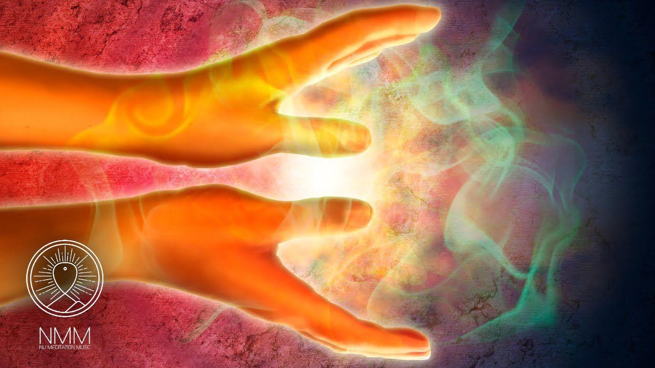 Reiki music for energy flow, healing music meditative music