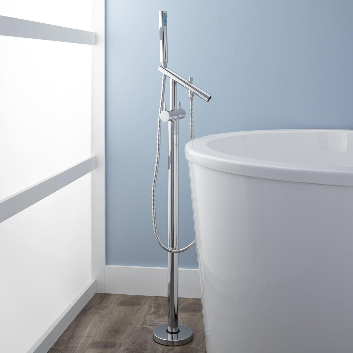 Westen Freestanding Tub Faucet | Freestanding tub, Tap and Products