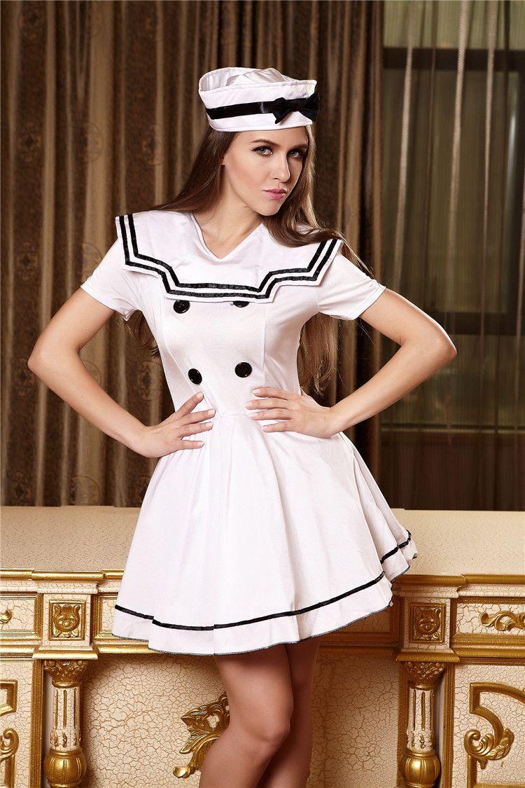 0de6285c6 Adulto-mulheres-Sexy-partido-marinha-terno-de-marinheiro-trajes ...