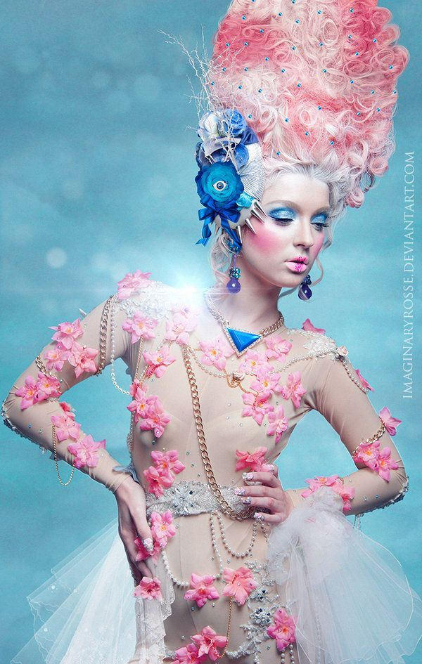 Pingl par vincent shun sur mood2 vol en 2019 fashion baroque fashion et rococo fashion - Barbe a papa personnage ...