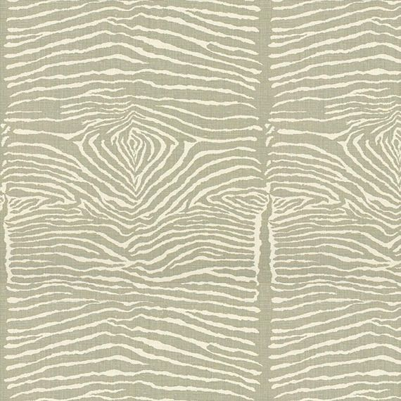 Hommage Collection Le Zebre Linen Print Fabric Fabric Rug Printing On Fabric