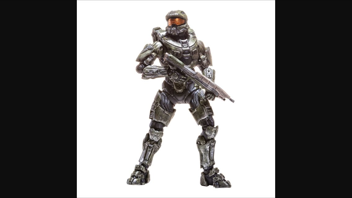 Halo 5 Master Chief Figure - Collectibles