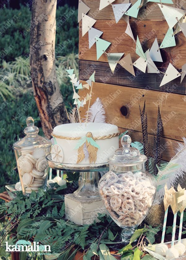 Decoraci n boho chic picnic - Boho chic decoracion ...