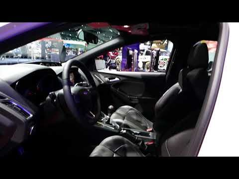 30 new 2018 ford focus st hatchback interior tour 2017 la auto show los angeles ca youtube