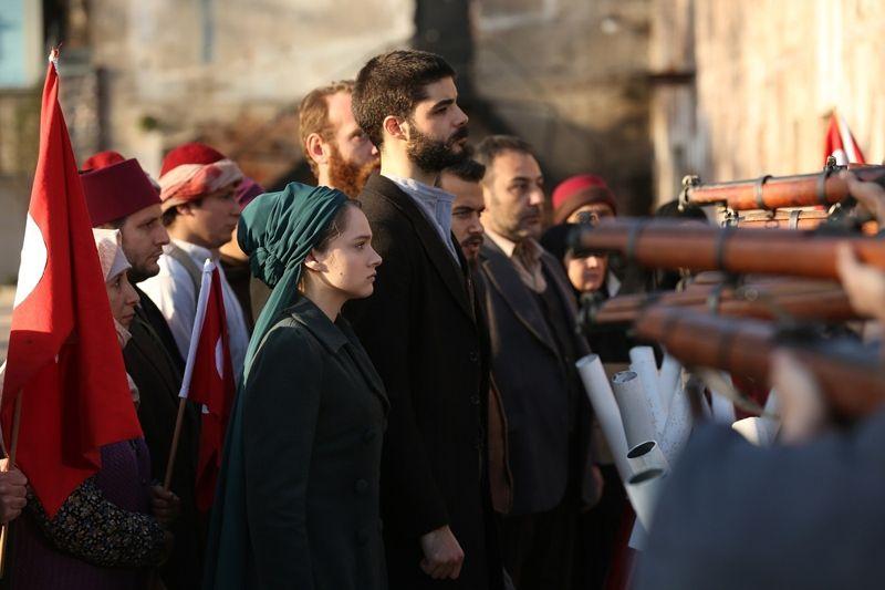 Amasya Genelgesinde Alinan Kararlar Turk Halkini Umutlandirir Vatanim Sensin 8 Bolum 15 Aralik Persembe Aksami Saat 20 00 De Kanal D De Fotograf Seni Kanal