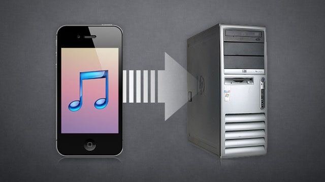 How To Copy Music From Your Iphone Ipad Or Ipod Touch To Your Computer For Free