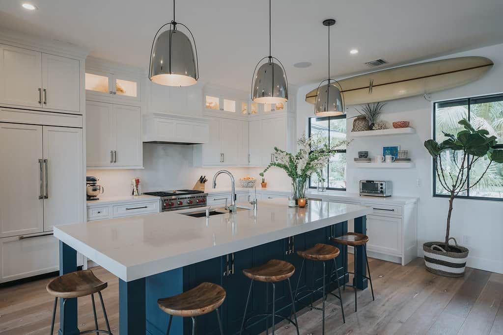 Look Book - Waterview Kitchens | White coastal kitchen ...