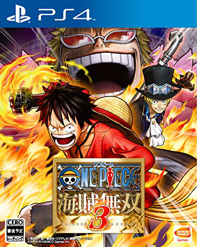 One Piece Pirate Warriors 3 PlayStation 4