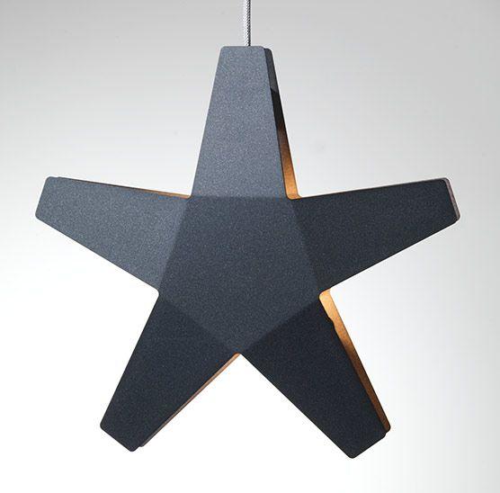 Advent Star, 2 storlekar design av Stina Sandwall