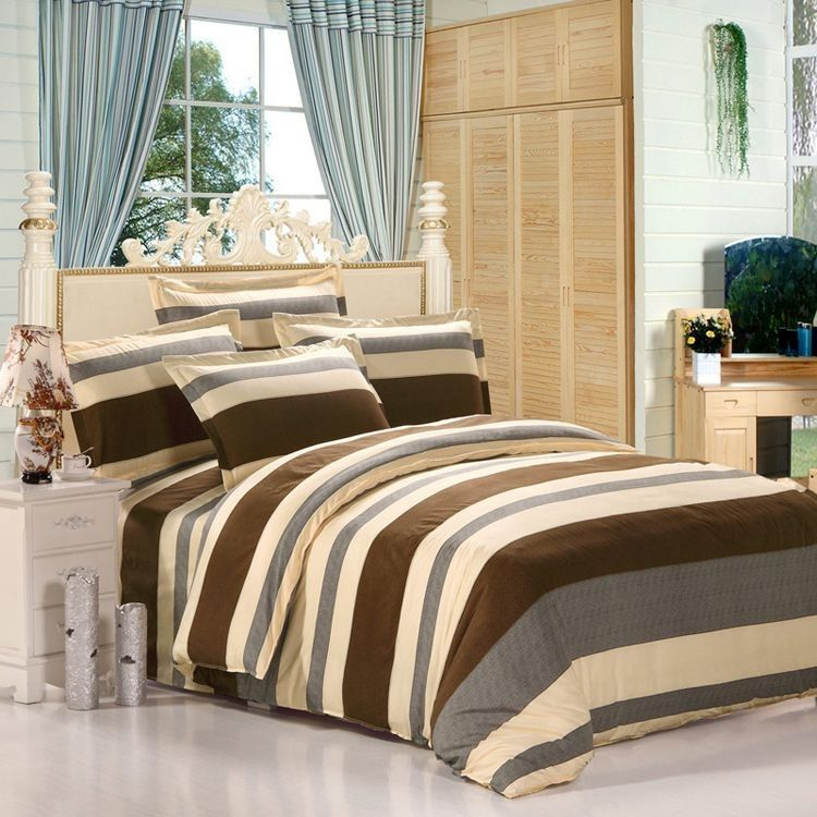 Home textile,Reactive Print 4Pcs bedding sets luxury include Quilt - printing excel spreadsheets