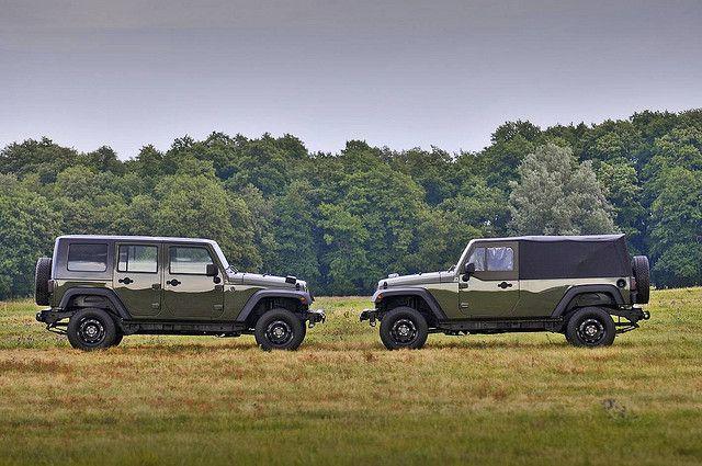 2 Door Or 4 Door Same Long Wheelbase Jeep Monster Trucks 4x4
