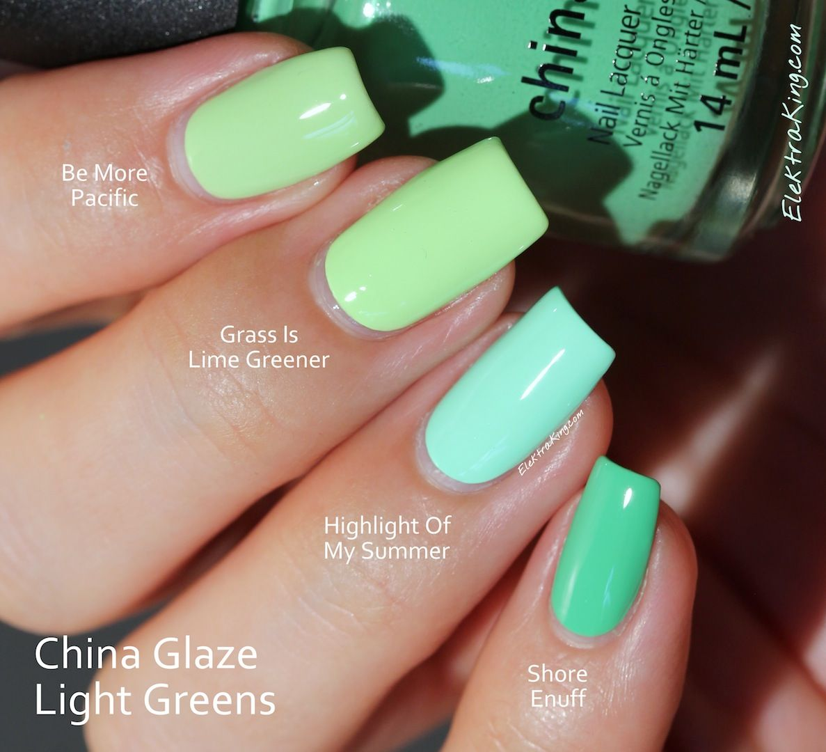 China glaze light greens color dupes pinterest china glaze china glaze light greens viennalightinggreen nailspeoplechina nvjuhfo Gallery