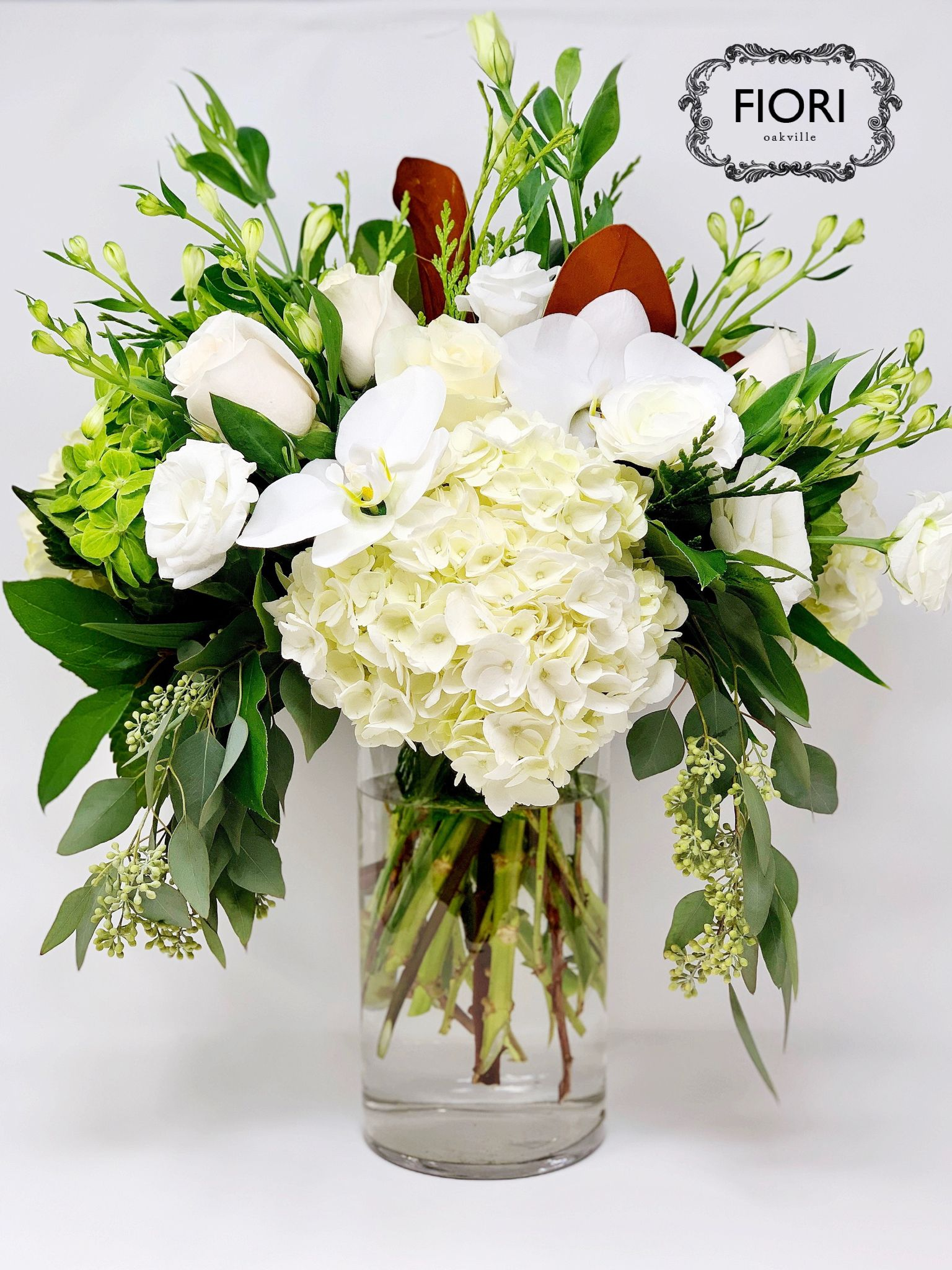 Season's Greetings Handtied Flower Bouquet Flowers