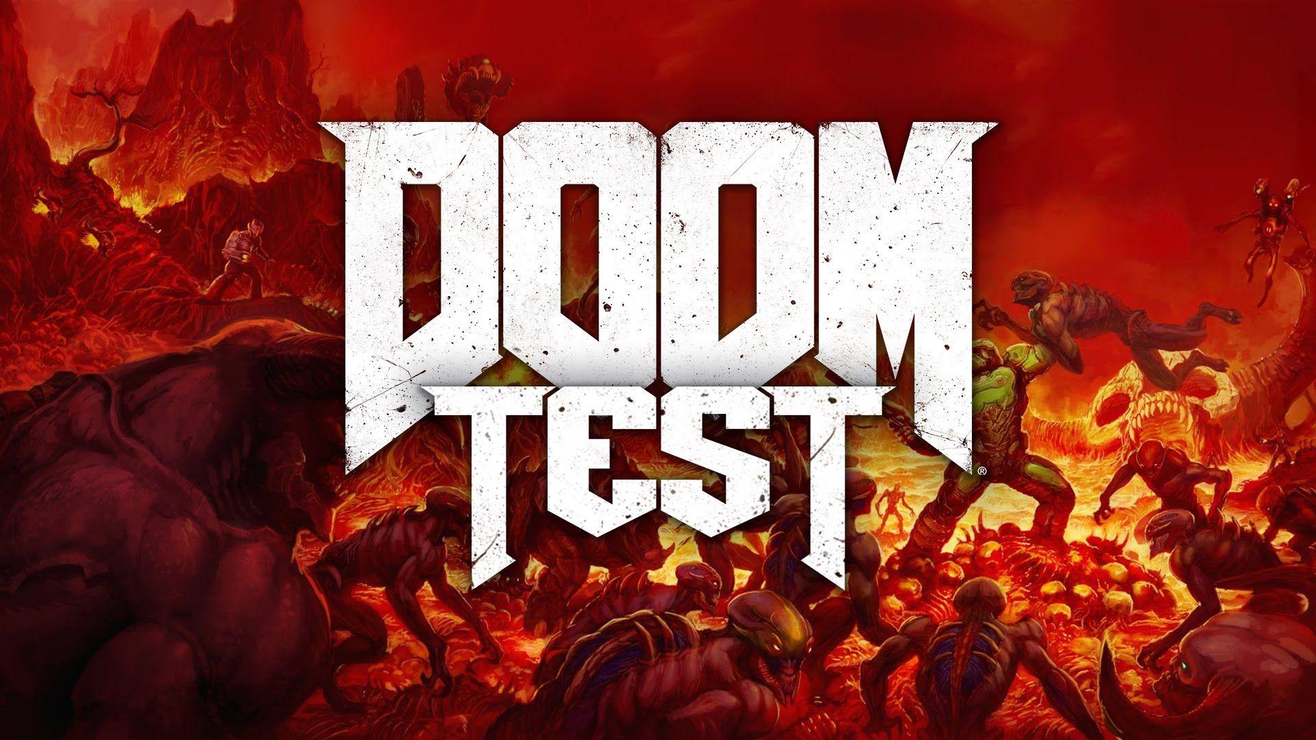 DOOM im TEST | Here comes the boom!