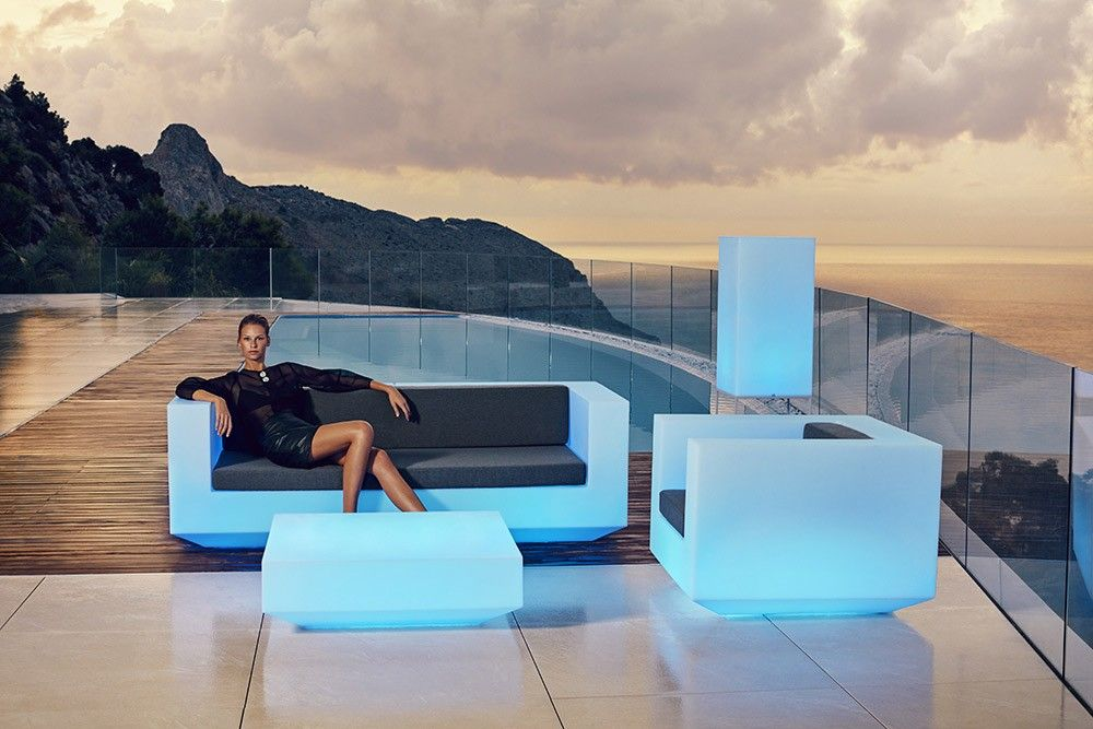 Design Lighting Furniture for Outdoor&Indoor by Vondom 💡Lighting