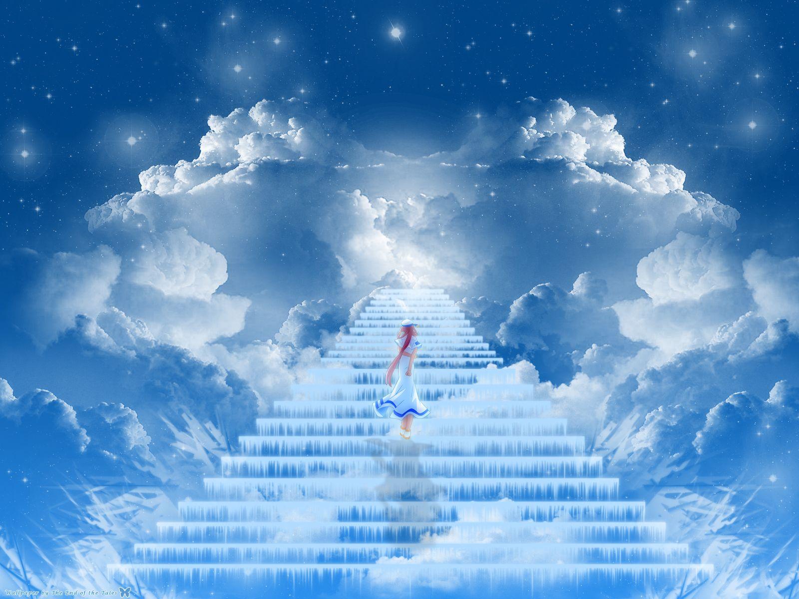 Stairway To Heaven 02 Heaven Wallpaper Heaven Pictures Heaven Images