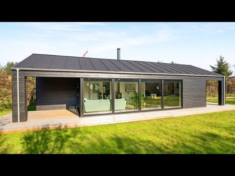 World S Most Stunning Sonne Strandklit Holiday Home Model Le Tuan Home Design Youtube Beautiful Small Homes Holiday Home House Design