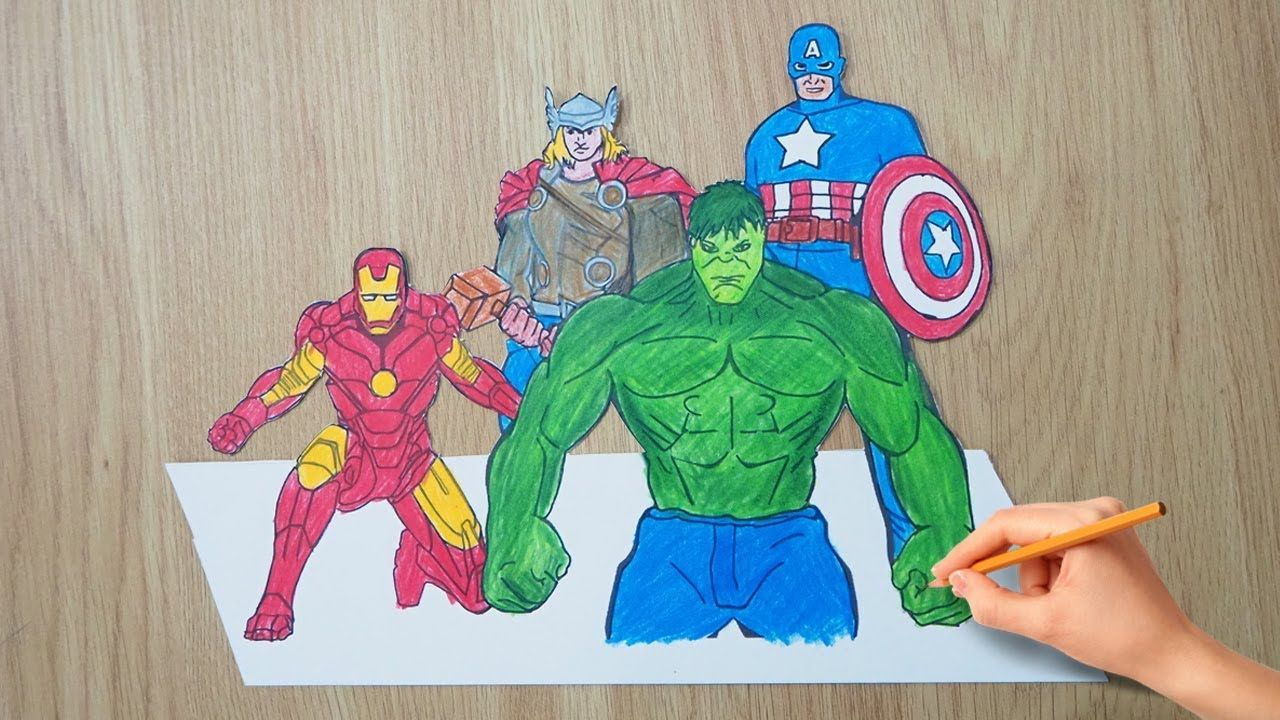 All Superheroes Coloring Pages Iron Man Hulk Captain America Thor Aven Ht Captain America Coloring Pages Superhero Coloring Pages Avengers Coloring Pages