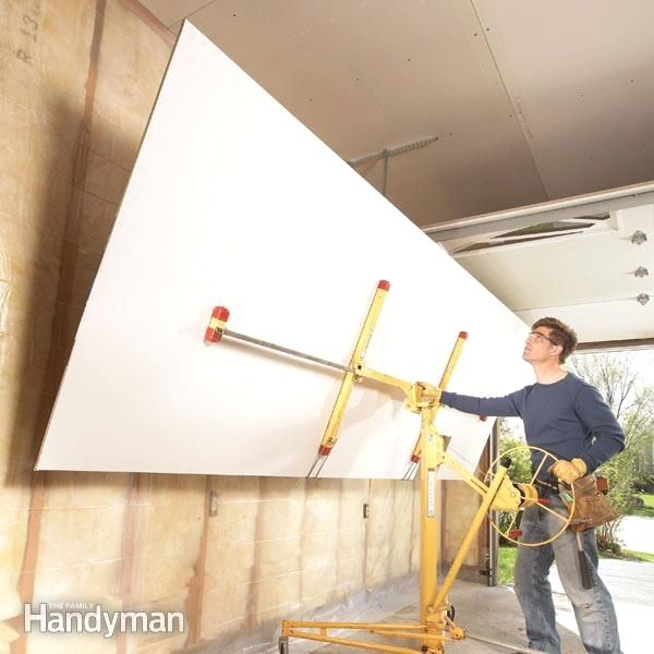 transform your garage into a room by adding wiring insulation and rh pinterest com