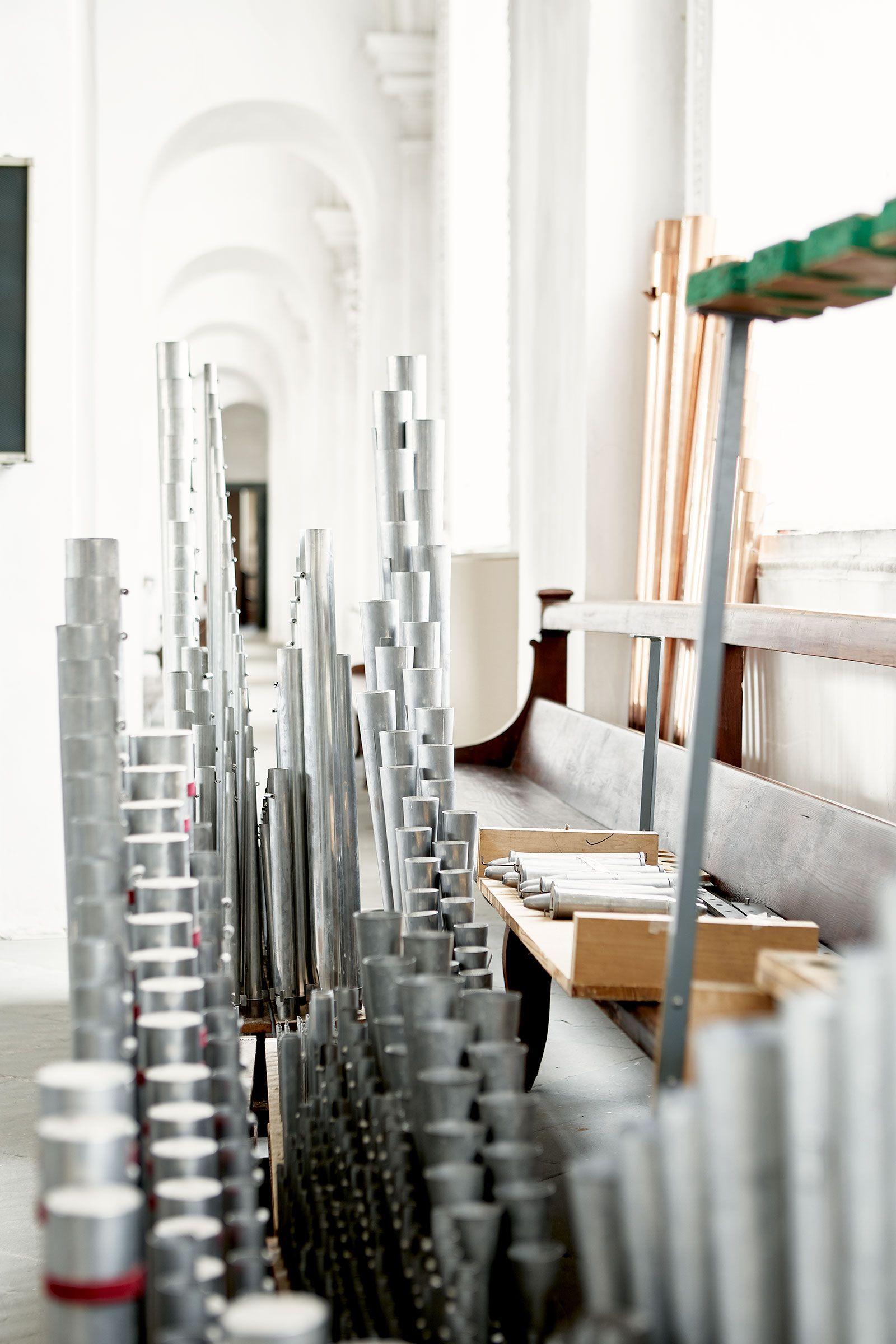 Renovierung Der Schlosskirchen Orgel Friedrichshafen Oktober 2018 Renovierung Orgel Und Schloss