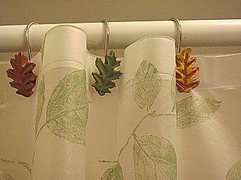 Shower Curtain Hooks For 3 A Set At Dollarama Dollar Store Diy