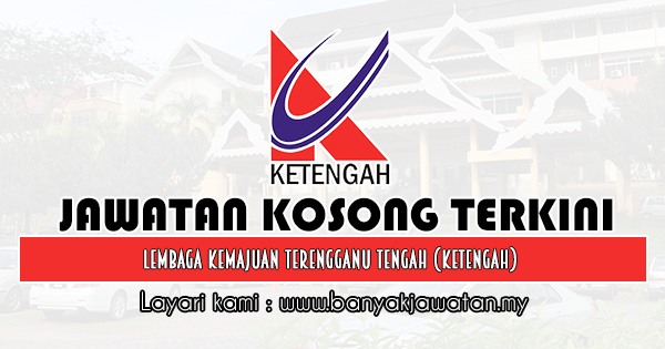 Jawatan Kosong Di Lembaga Kemajuan Terengganu Tengah Ketengah 2 Dis 2019 Tech Company Logos Company Logo Logos