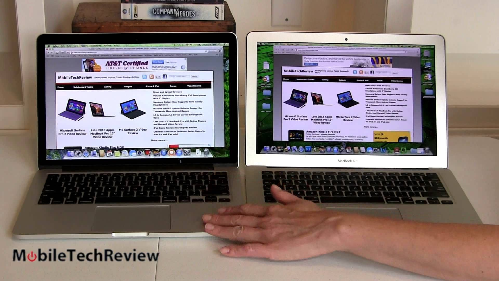 2013 13 Retina Macbook Pro Vs 13 Macbook Air Comparison Smackdown Macbook Retina Technology Mobile Phone