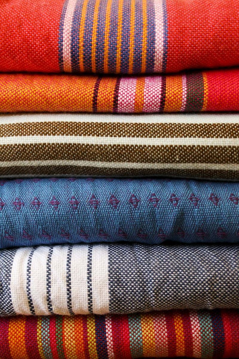 A kikoy – a traditional African blanket that can come in handy for a variety of uses!