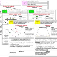 Du cycle 1 au cycle 3 ! Cet ouvrage de l'inspection académique de la Sarthe propose des modules d'apprentissage qui s'appuient sur une évaluation prédictive et facilitent la...