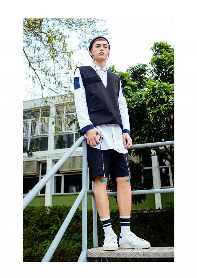 THE WORLD IS YOUR OYSTER SS15 - BEFORE WE WERE YOUNG