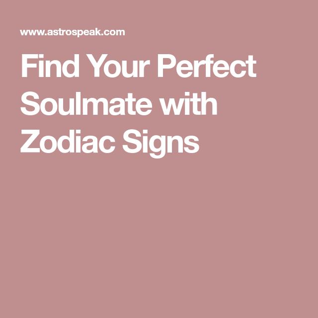 virgo soulmate sign