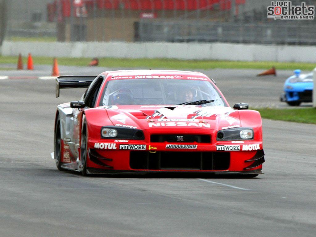 Nissan jgtc skyline r34 le mans prototypes sports cars nissan jgtc skyline r34 vanachro Gallery