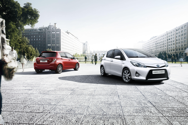 Toyota Yaris Hybrid Hybrid Car Toyota Hybrid Car Toyota Hybrid
