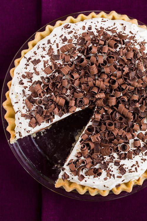 French Silk Pie (AKA CHOCOLATE LOVERS DREAM)