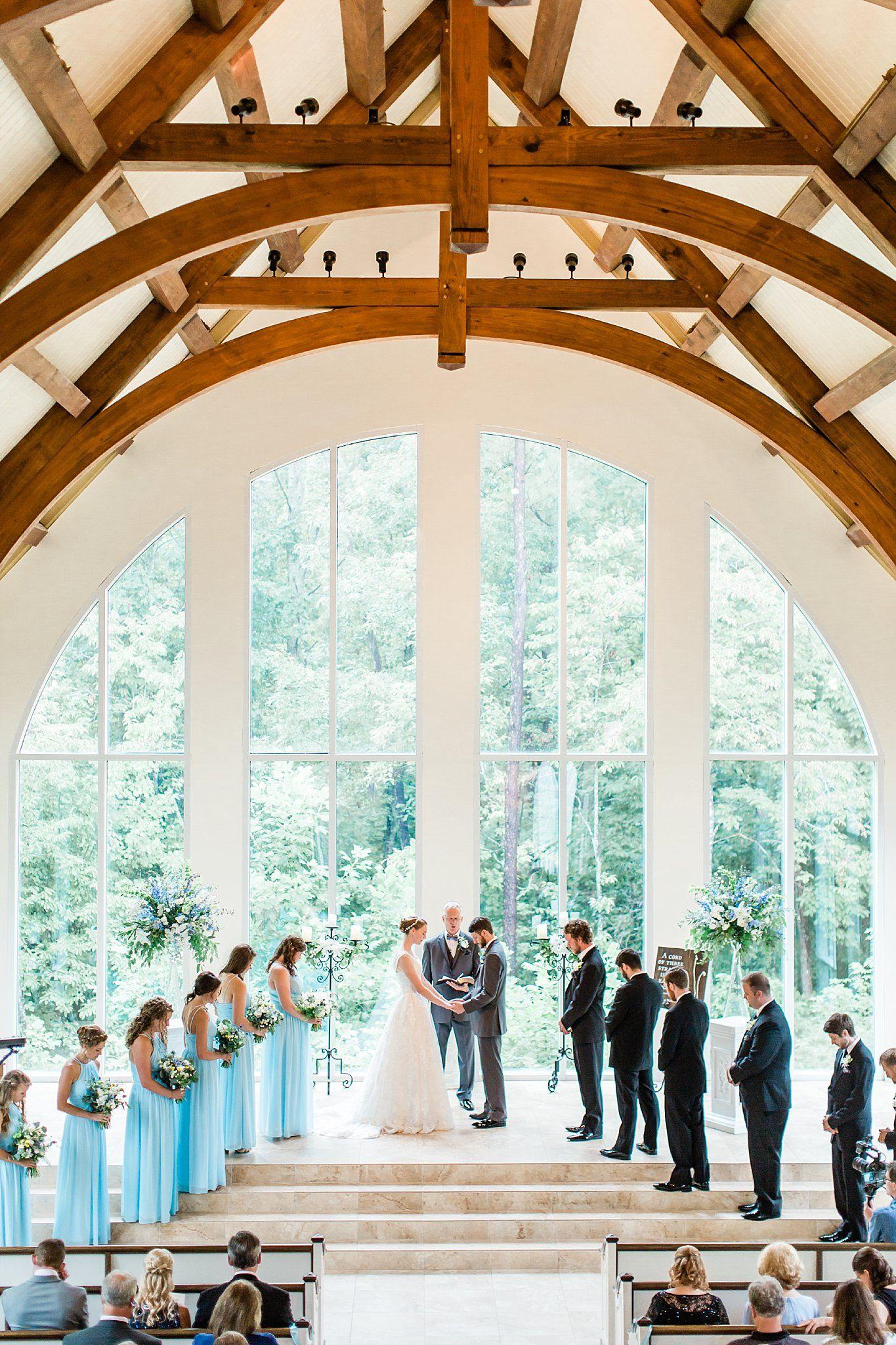 Gorgeous Indoor Wedding Ceremony At Ashton Gardens In Atlanta Ga Fine Art Film Photographer In 2020 Atlanta Wedding Venues Indoor Wedding Indoor Wedding Ceremonies