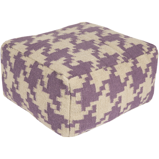 POUF-171 - Surya | Rugs, Pillows, Wall Decor, Lighting, Accent Furniture, Throws, Bedding