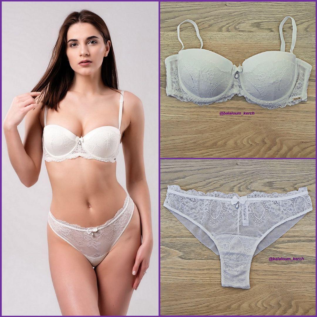 Женское нижнее белье balaloum показ мод кружевного нижнего белья