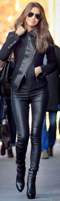 hot in leather