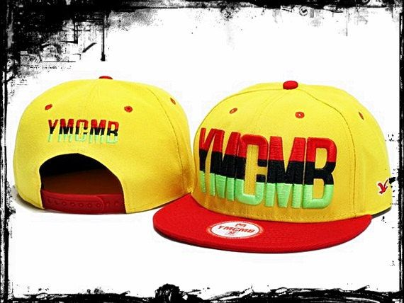 a5de4573d24 YMCMB Snapback hiphop hat cap embroidery custom by Snapbackraise ...