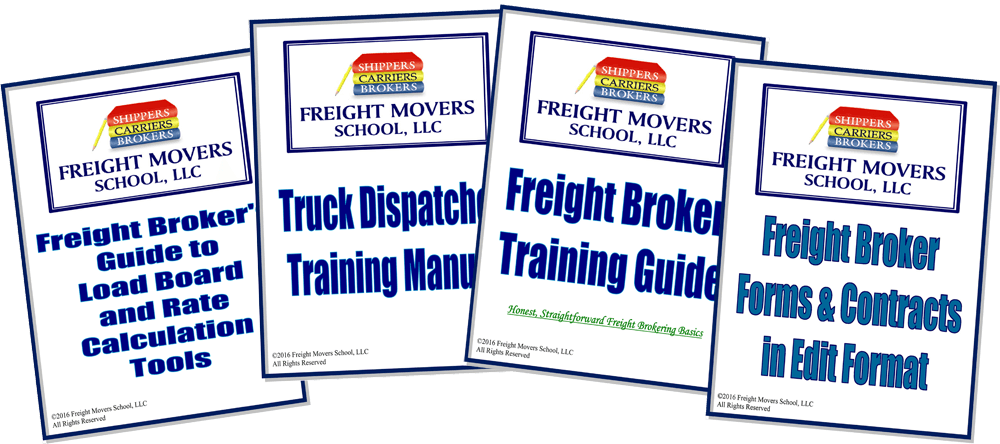 Freight Broker Training Books Truck Dispatcher Training Book Truck Dispatcher Trucking Business Brokers