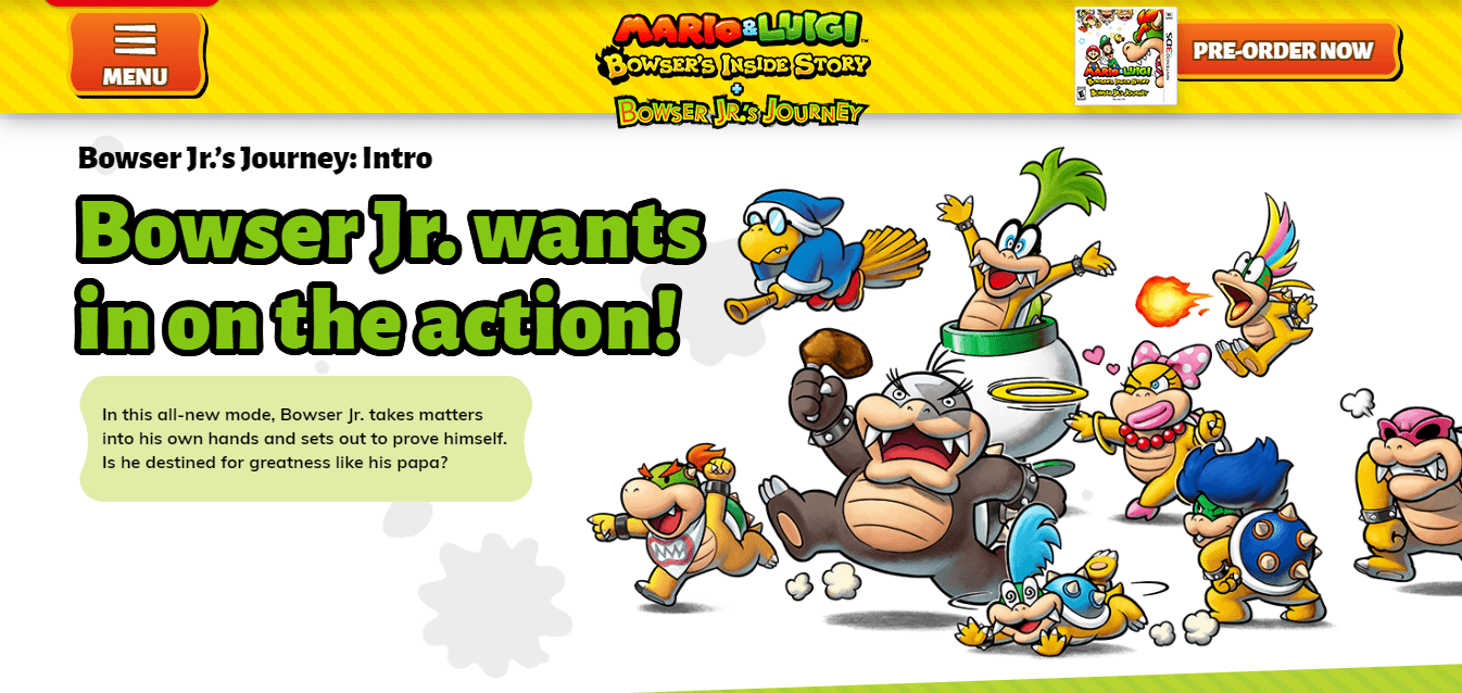 Guide An Introduction To Bowser Jr S Allies In Mario