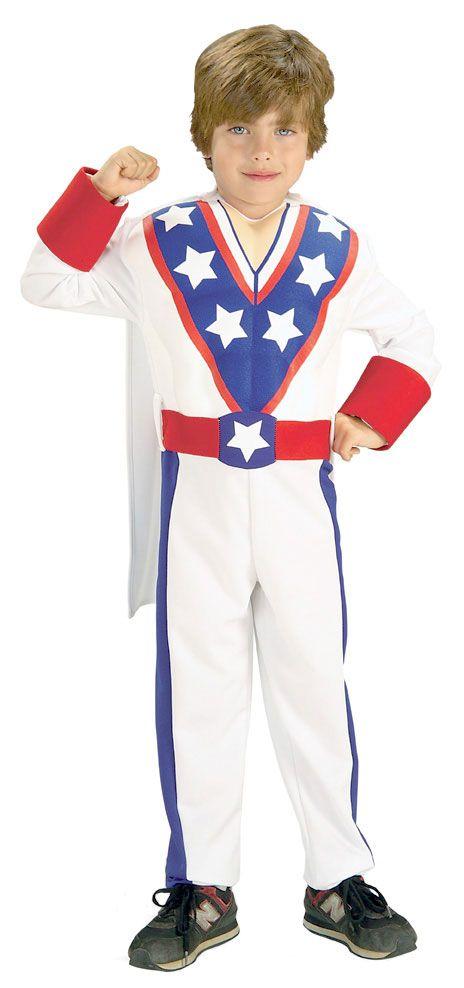 Kids Dare Devil Costume - Stunt Man Costumes  sc 1 st  Pinterest & Airline Pilot Child Costume 31167 #Hallowhenever I love it...maybe ...