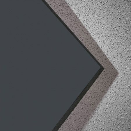HPL Platte 6mm anthrazit Hpl platten, Anthrazit und
