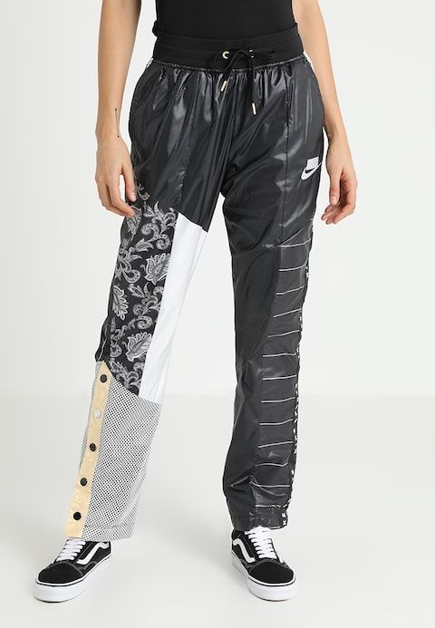 99ba943d Sportswear Velour Pant in Black & White | spring/summer 2019 wants in 2019  | Velour pants, Pants, Nike pants