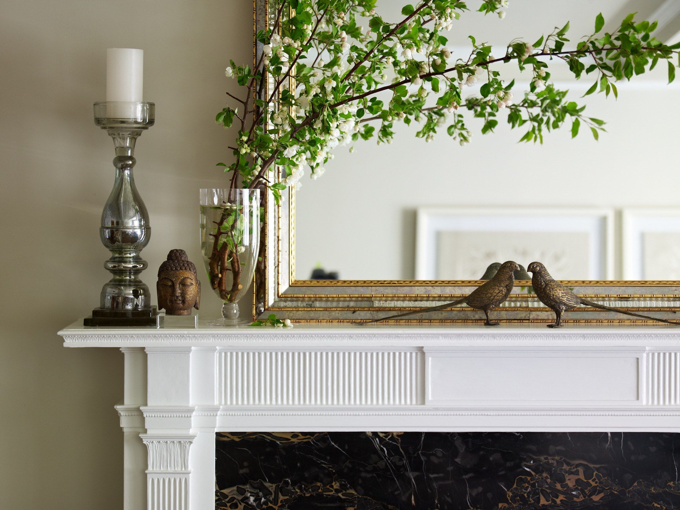 7 Styling Tips For Your Mantle - Mcgrath Ii Blog