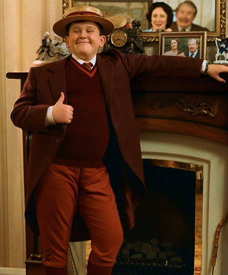 Dudley Dursley Harry Potter Biye