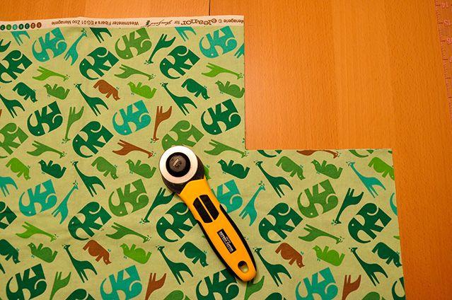 Tutorial: How to Make a Crib Mattress Sheet (Toddler Bed Sheet)