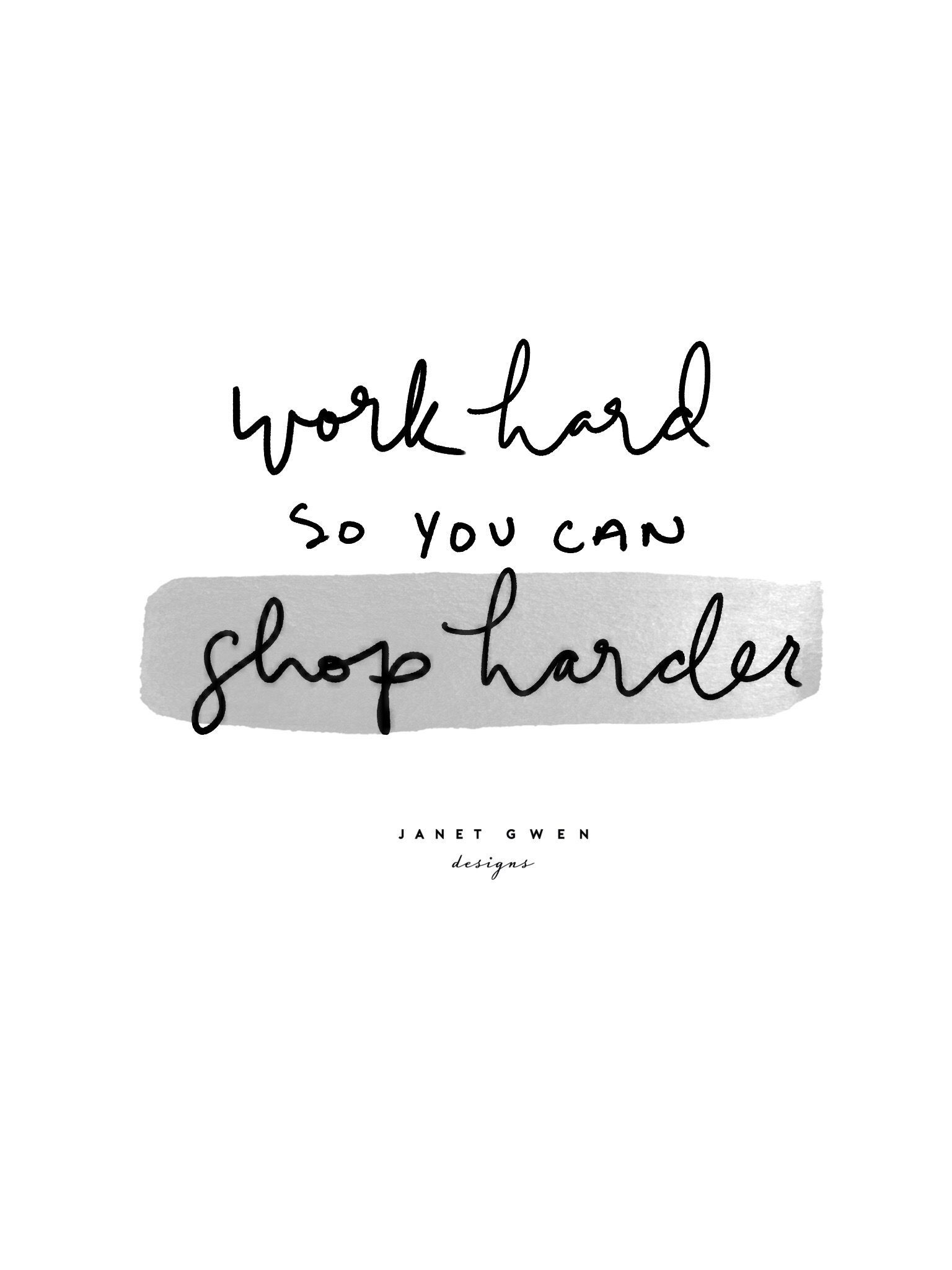 Funny Quotes Shopping Quotes Work Quotes Office Decor Rose And Marble Bedroom Quote Shopping Quotes Funny Iphone Wallpaper Quotes Funny Wall Quotes Diy
